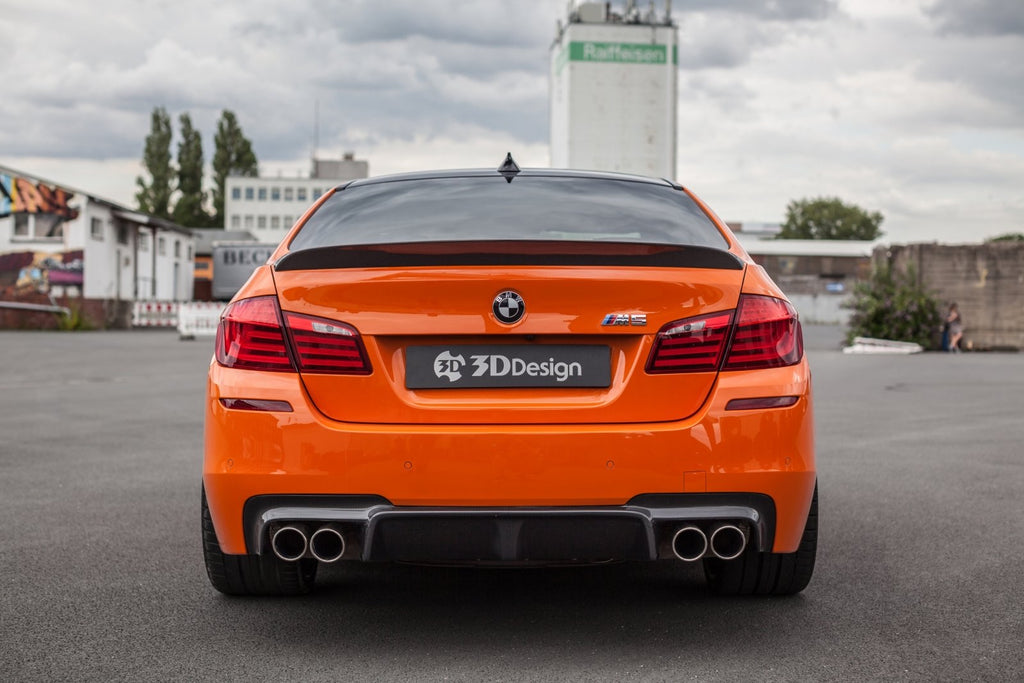 BMW M5 F10 3DDESIGN Carbon Heckdiffusor
