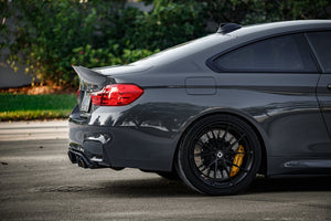 Mode Carbon HIGH KICK PERFORMANCE SPOILER BMW M4 F82 - Boden Visuals
