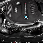 Eventuri Carbon Ansaugsystem für BMW B58 Mx40i - Boden Visuals