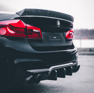 Mode Carbon TROPHY REAR DIFFUSER FORGED CARBON BMW M5 F90 - Boden Visuals