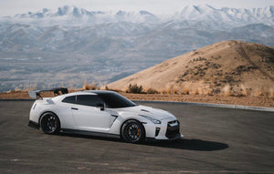 APR Nissan GT-R R35 Frontspoilerlippe Facelift ab 2017 - Boden Visuals