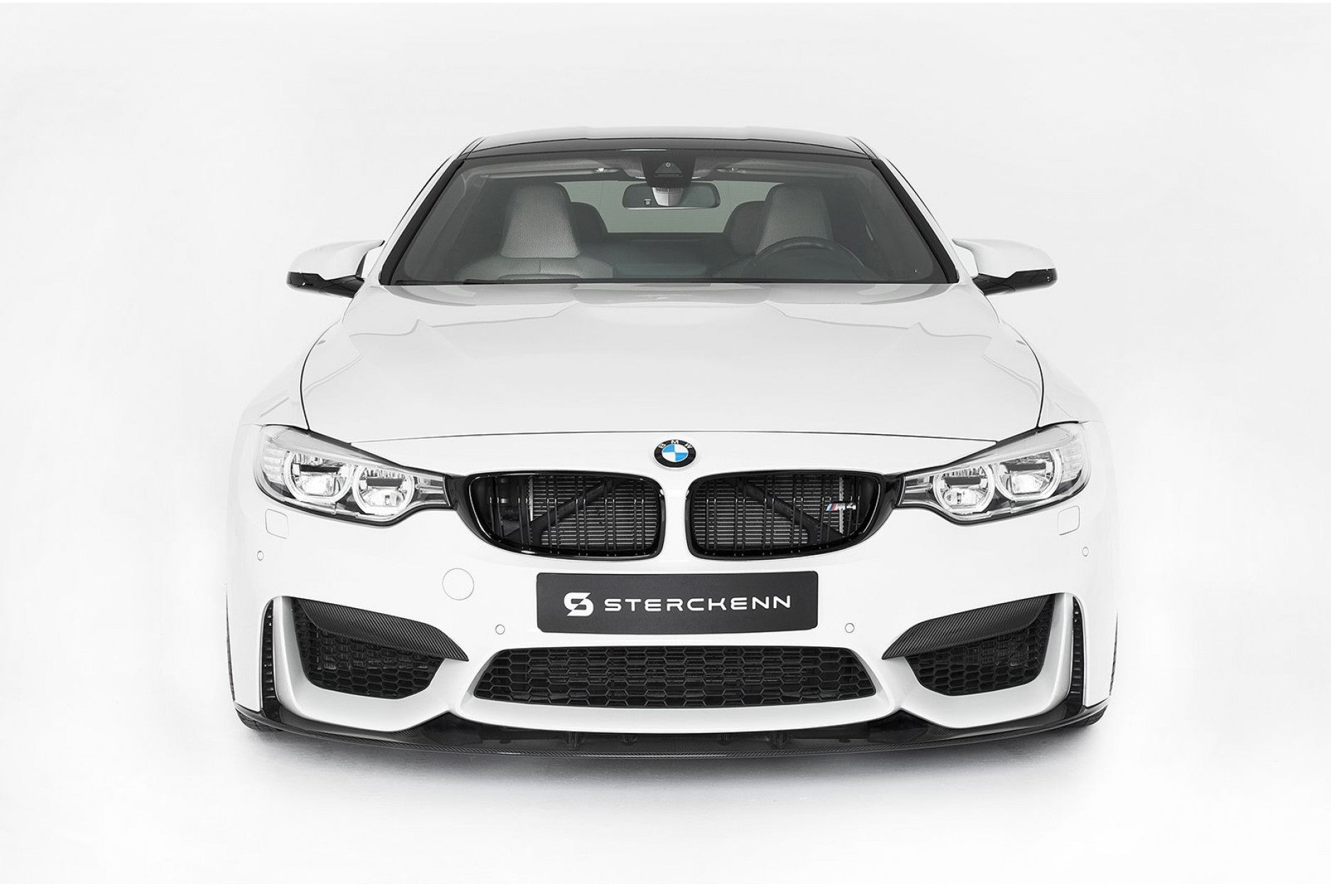 Sterckenn Carbon Front Cover BMW F8x M3 M4 - Boden Visuals