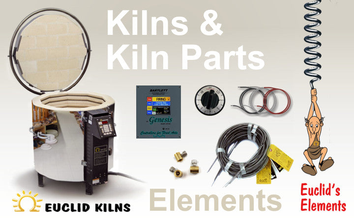 Kilns, Parts and Accessories