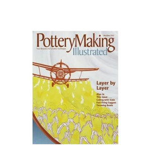 POTTERY MAKING ILLUSTRATED MAGAZINE