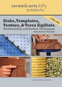SLABS TEMPLATES TEXTURE & TERRA SIGILLATA - VIDEO
