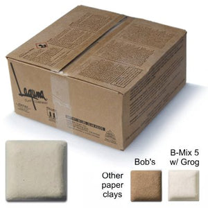 50lbs MAX'S PAPER CLAY WC953