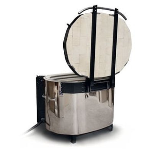 R-450L LOW TEMP MANUAL KILN WITH LT-3K SITTER