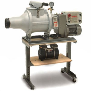 PETER PUGGER VARIABLE SPEED PUGMILL VPM-20 /STAND