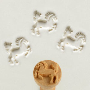 MKM SCM-006 Round Clay Stamp