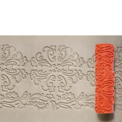 XIEM TEXTURED ROLLER SLEEVE # 1 BAROQUE