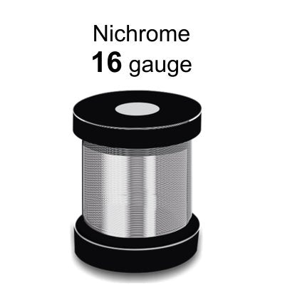 1LB NICKEL-CHROME 80/20 WIRE 16g
