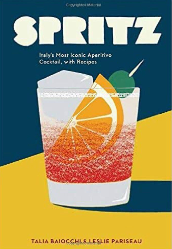 Spritz Cocktail Recipe Book Coastal Society
