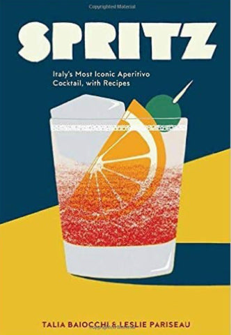 Spritz Cocktail Recipe Book