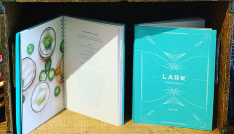 Cocktail Recipe Book - Living Lark