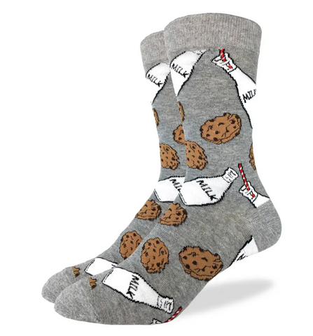 Milk & Cookie Socks Men-Unisex
