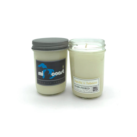 Mi Coast Hand Poured Natural Soy Candles