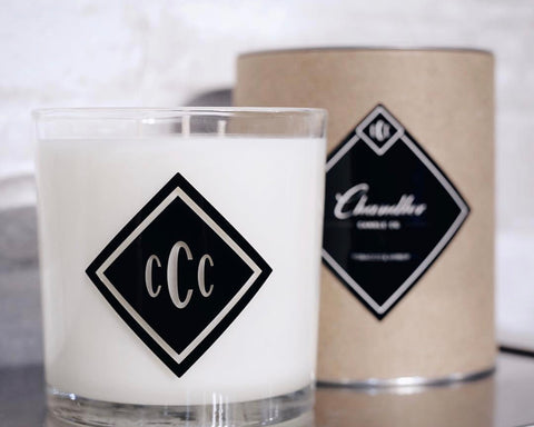 The Manly Chandler Candle and Reed Diffusers