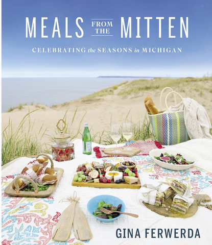 Meals from the Mitten - Celebrity Cookbook