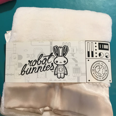 Robot Bunnies Beloved Blanking Classic