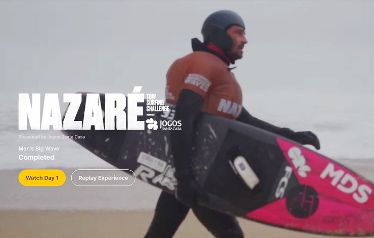 Joao De Macedo and SIMBA Charge Nazare