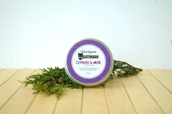 Cypress and Musk Beard/Hair Wax