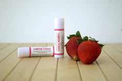 Crimson Kisses Lip Balm