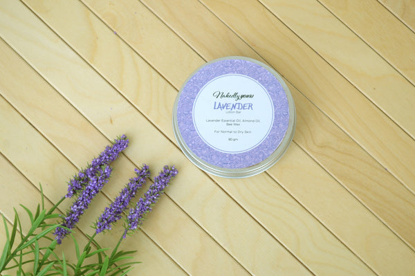 Lavender Lotion Bars