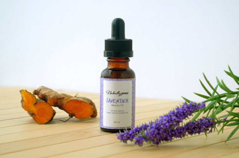 Lavender & Wild Turmeric Beauty Portion