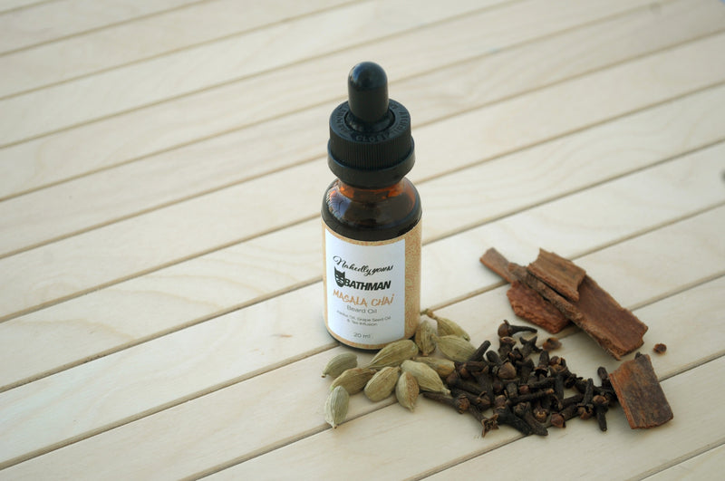 Masala Chai Beard Oil