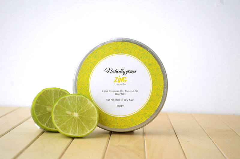 Zing Lotion Bars