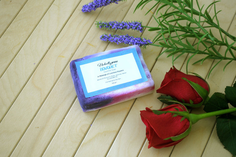 Bouquet Gourmet Soap