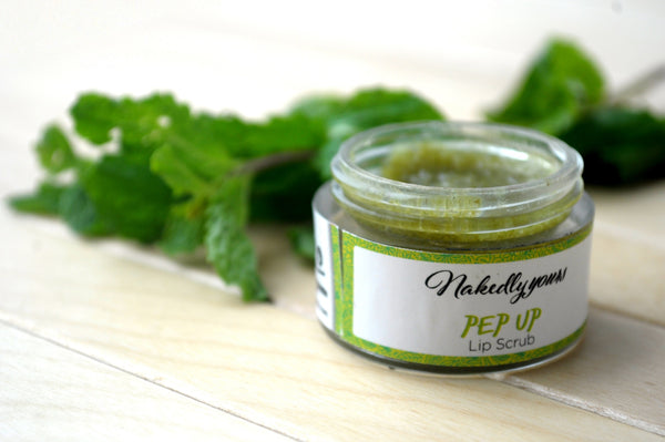 Pep Up Lip Scrub