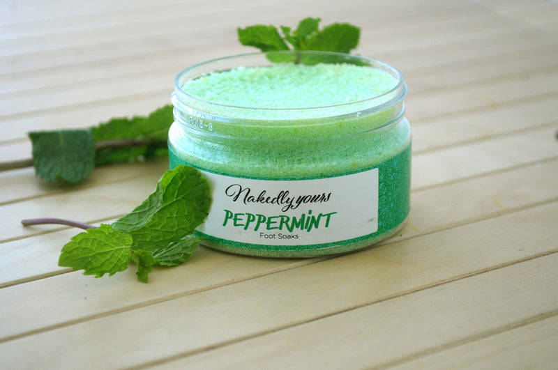 Pepper Mint Foot Soak