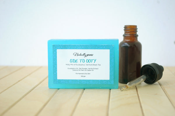 Ode to Ooty Glycerine Soap