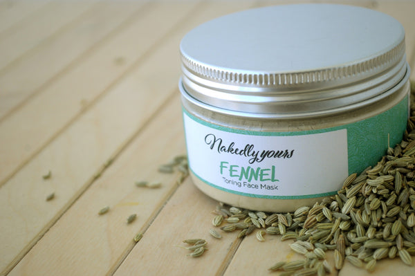 Fennel Face Mask