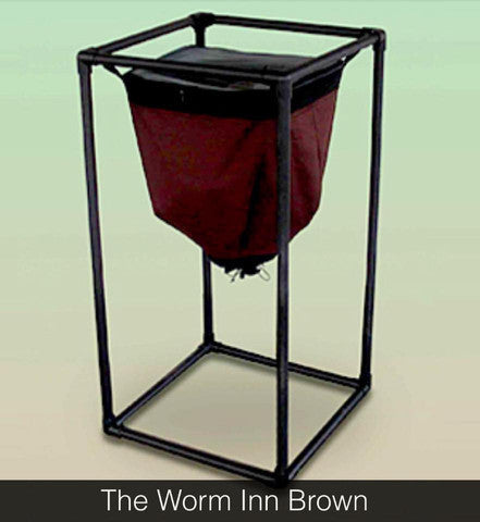 THE WORM INN (INCLUDES STAND KIT) -  Free Shipping in Continental US