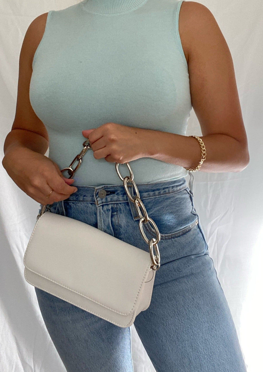 90210 Bag White - Accessories