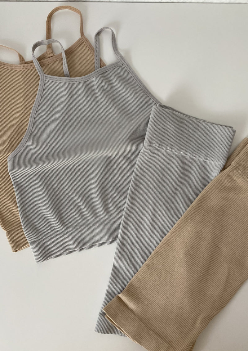Grey Seamless Set