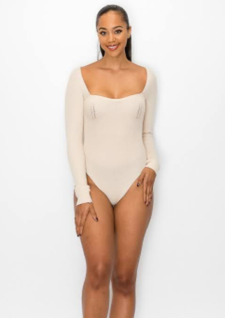 Bone Bodysuit
