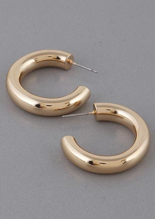 Alter Ego Earrings - GOLD - Jewelry