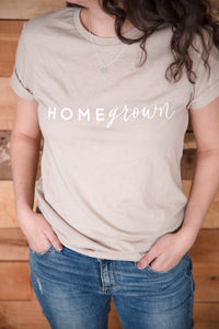 Homegrown short sleeve shirt