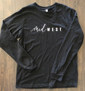Unisex Jersey Long Sleeve | Midwest