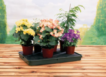 Large Self-watering Windowsill Tray