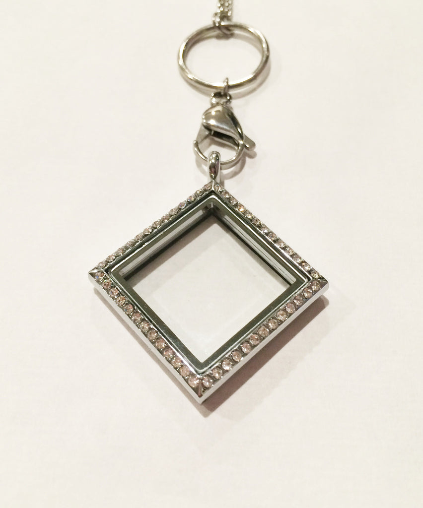 Diamond Locket