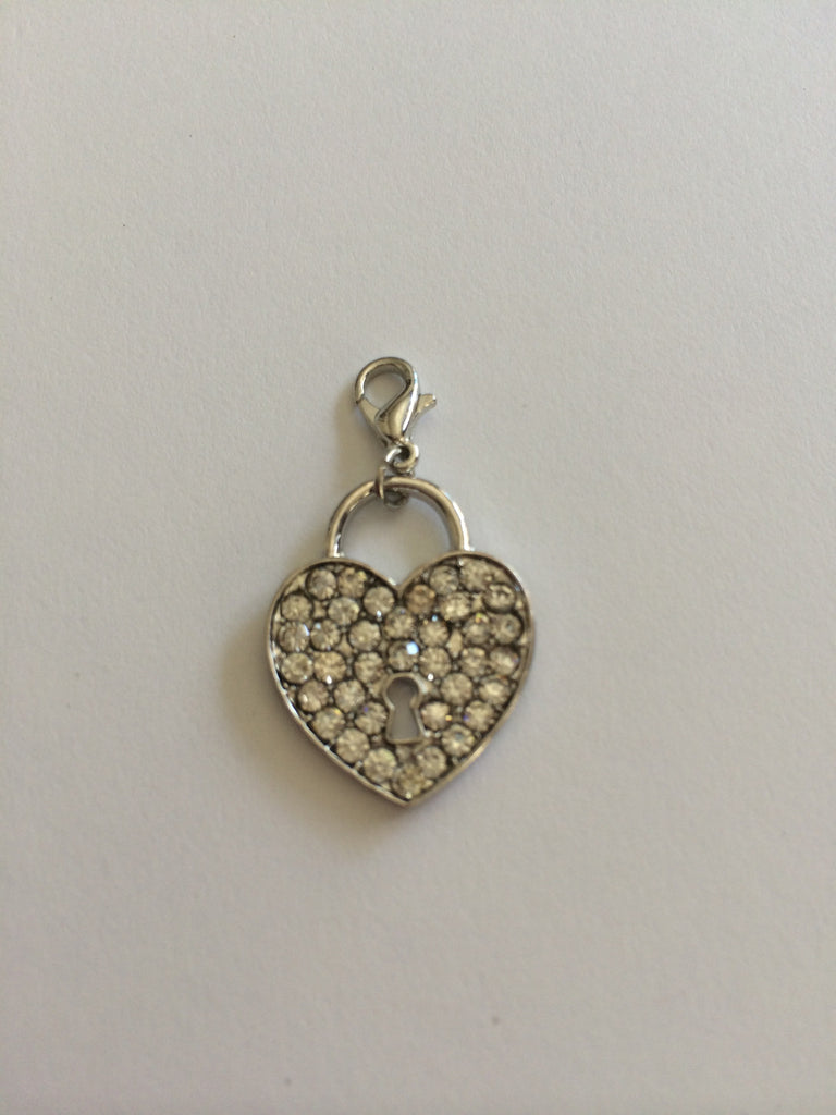 Heart With Bling