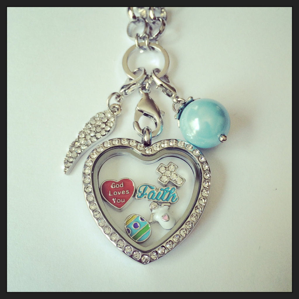 Normal Heart Locket