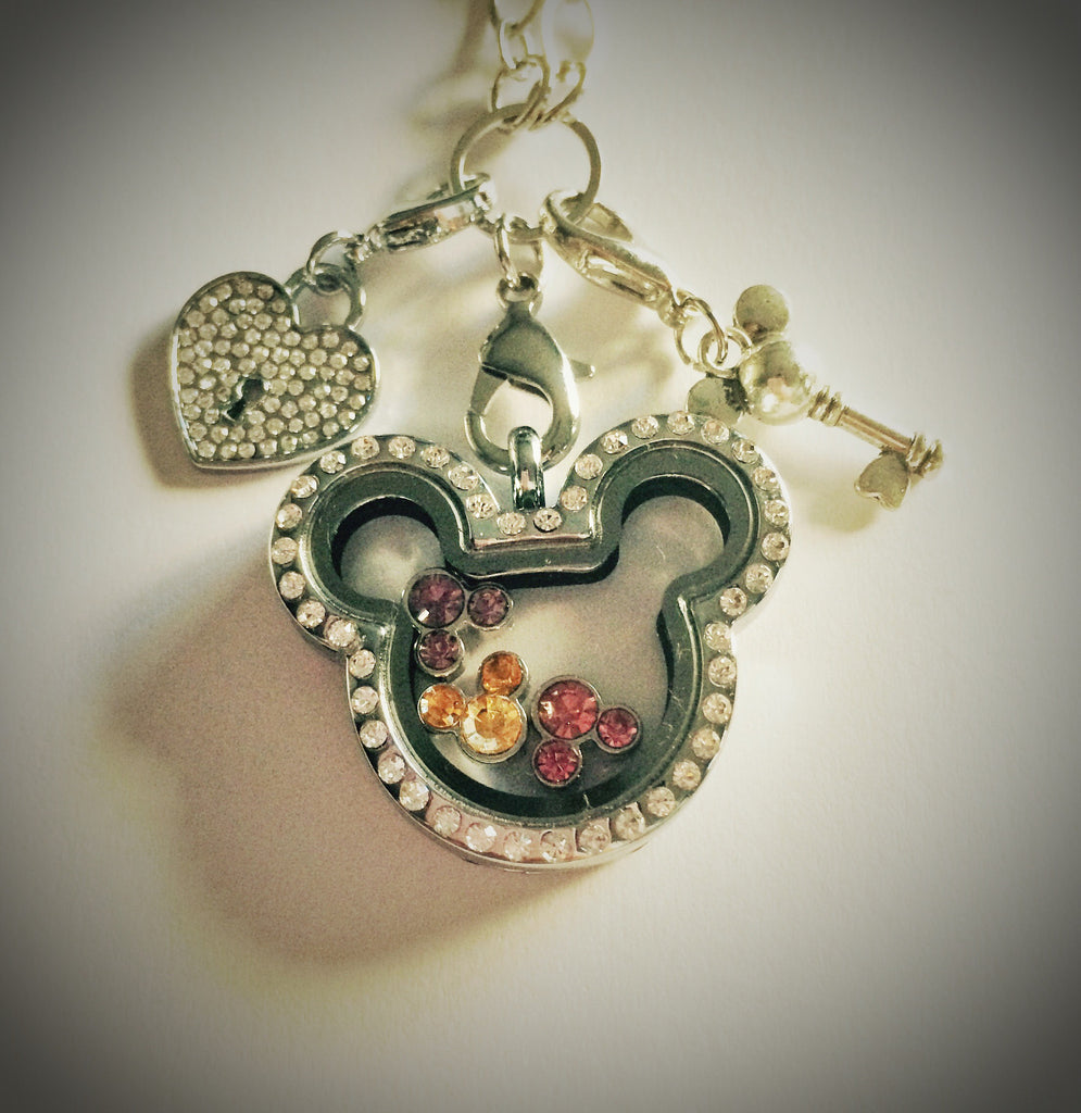 Mouse Locket