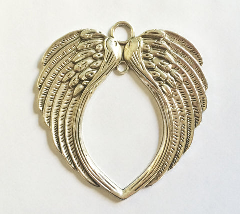Even Double Wing Pendant