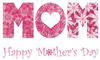 Happy Mother's Day Sticker