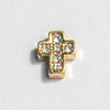 Cross with Crystals